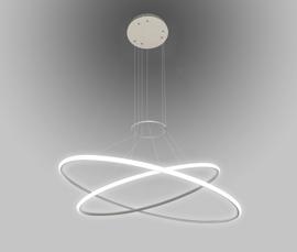 Altavola :: Lampa Ledowe Okręgi No.2 - szare