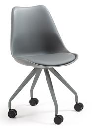 LaForma :: Krzesło biurowe Lars szare
