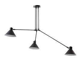 LaForma :: Lampa wisząca Odine czarna