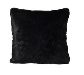 Poduszka 60 x 60 cm czarna