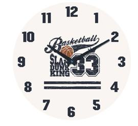 Zegar ścienny Athletic - wzór III