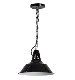 eth :: Lampa wisząca Modugno czarny